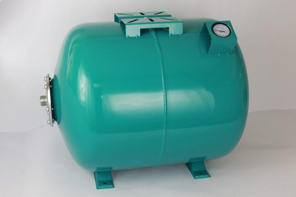 Zbiornik hydroforowy 80l z manometrem