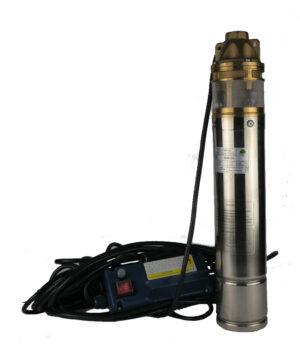 SKM 150 pompa głębinowa z puszką rozruchową