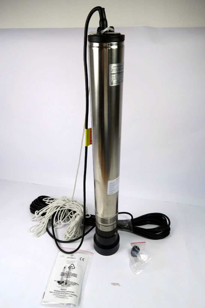 Pompa głębinowa omnitron 5000 Automat