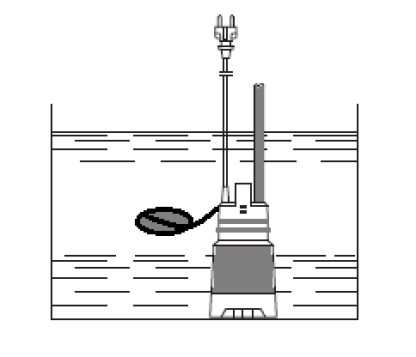 Pompa zatapialna z pływakiem działanie