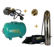Zesaw głębinowy 50L SKM150