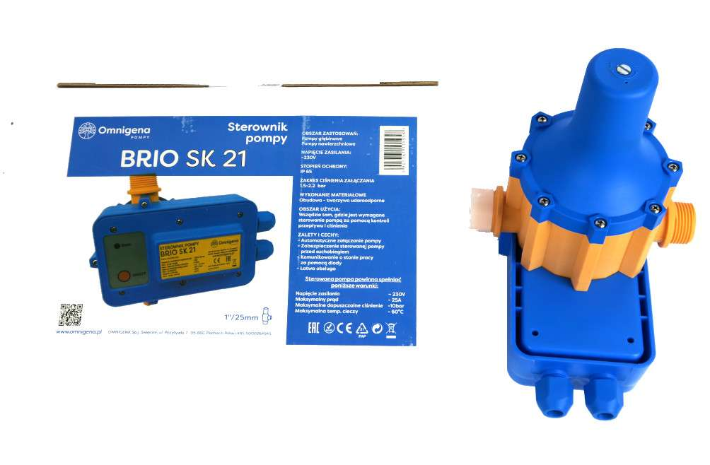 Zestaw Brio Sk21